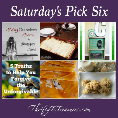 saturdays pick six week 19