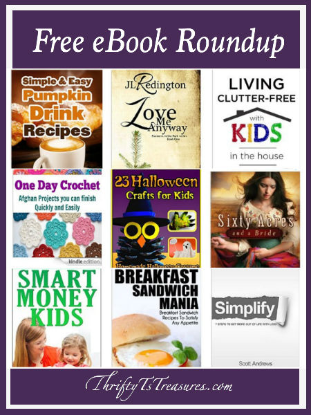 free ebook roundup 10-9