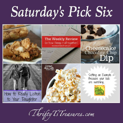 saturdays pick six week 23