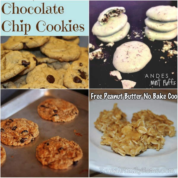 quick and easy cookies