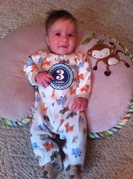 Dalton 3 Months