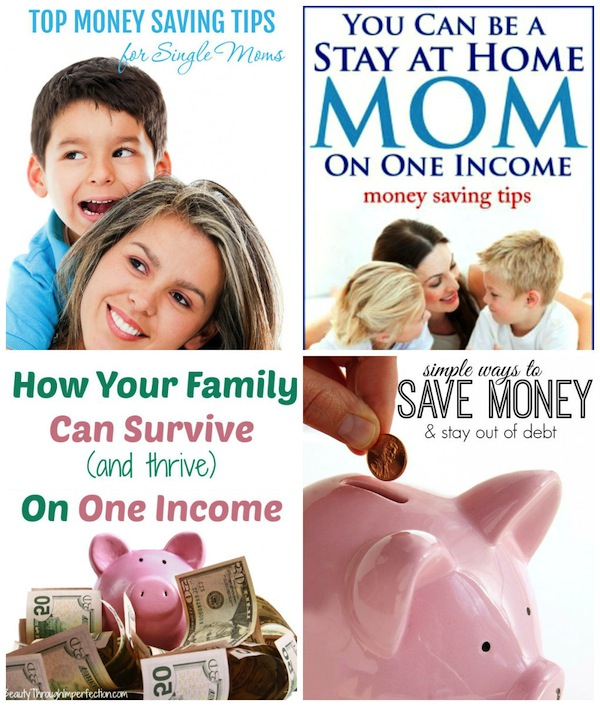 Money Saving Ideas and Thrifty Tips