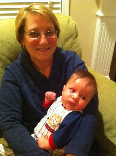 mom and dalton