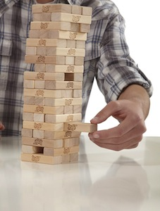 Date Ideas: 2 Player Games For A Stay-At-Home Date Night - Jenga