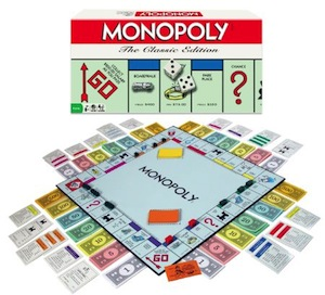 Date Ideas: 2 Player Games For A Stay-At-Home Date Night - Monopoly
