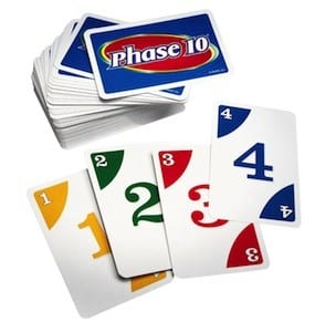 Date Ideas: 2 Player Games For A Stay-At-Home Date Night - Phase 10