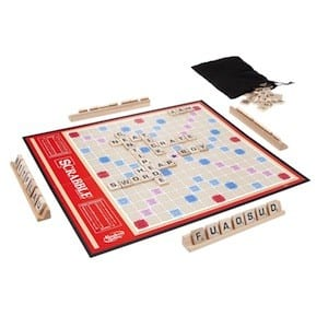 Date Ideas: 2 Player Games For A Stay-At-Home Date Night - Scrabble