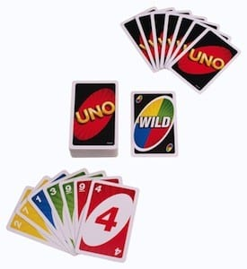 Date Ideas: 2 Player Games For A Stay-At-Home Date Night - Uno