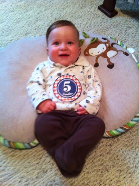 Dalton 5 months