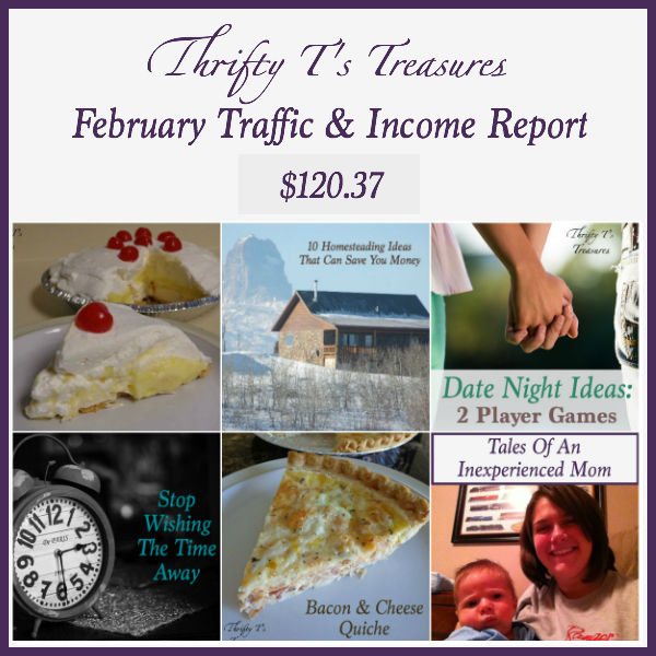 february 15 traffic and income report