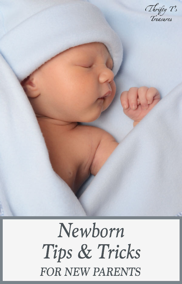 Newborn Tips and Tricks for New Parents Main