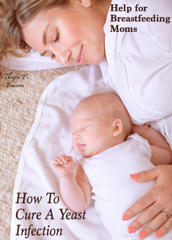 The pregnancy is over and you've finally brought your new baby boy (or baby girl) home from the hospital. Your newborn tips and tricks for new parents didn't prepare you for how to cure a yeast infection while breastfeeding! Breathe a sigh of relief and stop by to learn the cure that worked for me!