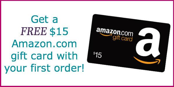 JP 15 Amazon Card