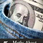 5 Myths About Debt Free Living