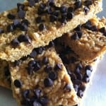 {Better Than Store Bought} Chewy Granola Bars