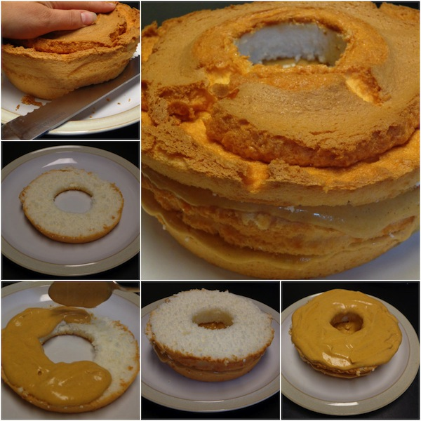 Add this Easy Layered Pumpkin Cream Cake to your pumpkin recipes and Thanksgiving recipes. I love easy desserts and it'll have you in and out of the kitchen in a flash!
