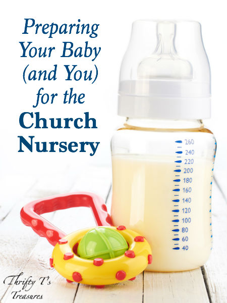 Not sure how to prepare your baby for the church nursery? Stop by for some fab tips that are perfect not only for your baby girl or baby boy, but you too!