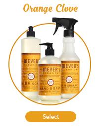 Select Orange Clove