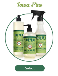 Stop by and learn how YOU can get a FREE Mrs. Meyers seasonal scents pack and score 7 items for only $2.40 each, shipped!