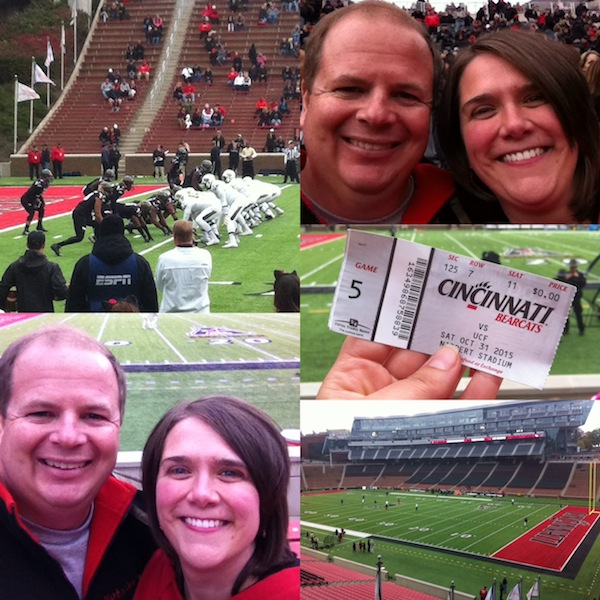 bearcats game
