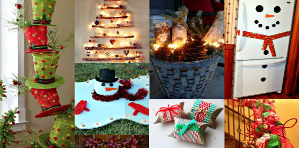 20 Fun Christmas Decorations