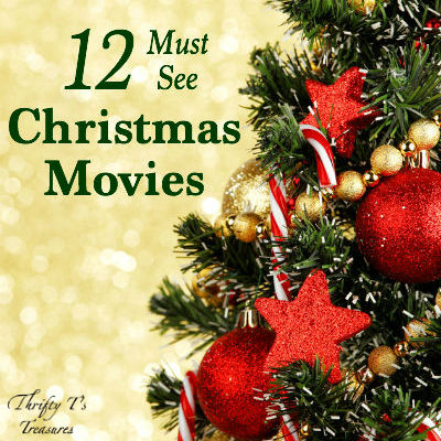Once you've finished your Christmas crafts and put away the Christmas decorations it's time to make memories with these 12 must see Christmas movies!