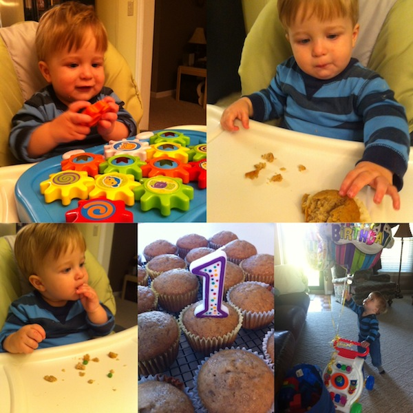 dalton turns 1