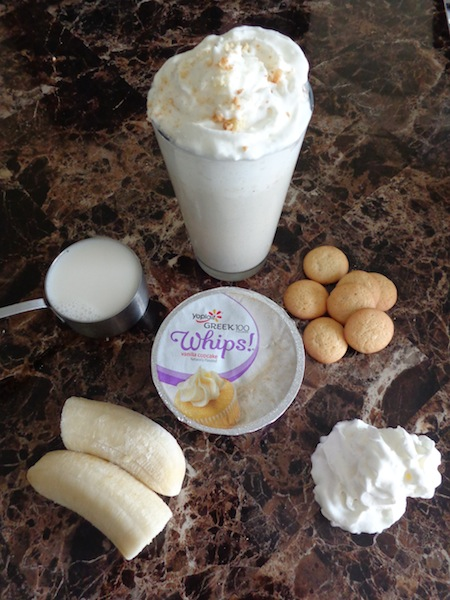 Banana Pudding Milkshake - Thrifty T's Treasures