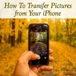 How to Transfer Pictures from iPhone to Mac