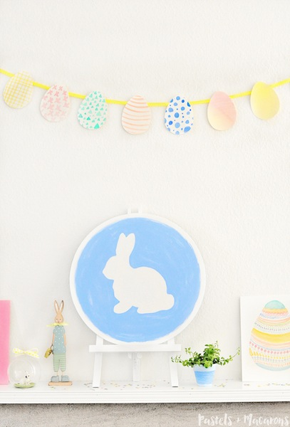 Are you looking for the perfect Easter crafts and Easter ideas? You're going to love these 25 cheery Easter decorations...they're the perfect diy crafts.