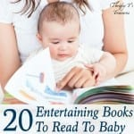 20 Entertaining Books To Read To Baby