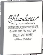 Abundance is_175