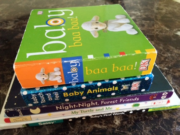 Books are the perfect gift ideas for a baby shower! Your baby girl (or baby boy) will love looking through the books (and eventually reading them). Here are my top 20 entertaining books to read to baby!