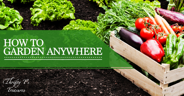 Yes, it is possible to garden anywhere. Even better this type of gardening makes it possible to grow in the summer and the winter. Come take a look and see for yourself!