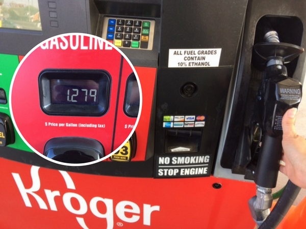 Kroger Gas Savings