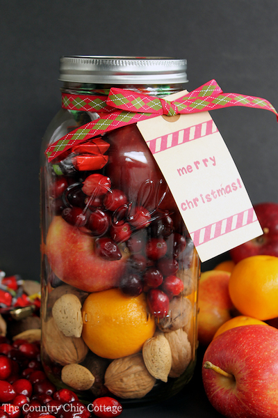 15+ Healthy Edible Gifts