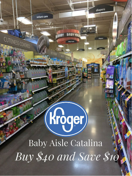 Kroger Baby Catalina