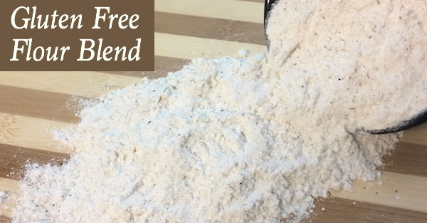 This gluten free flour blend will be perfect in all of your favorite recipes - desserts, muffins, sweet bread, cupcakes and more. Whether you're going glutenfree for weight loss, have celiac disease, or are looking for ways to have a healthy diet, you'll want to add these four ingredients to your grocery list so you can try this fabulous flour. Come grab the recipe and surprise your kids with some yummy food!