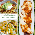 25+ Healthy Chicken Crockpot Recipes