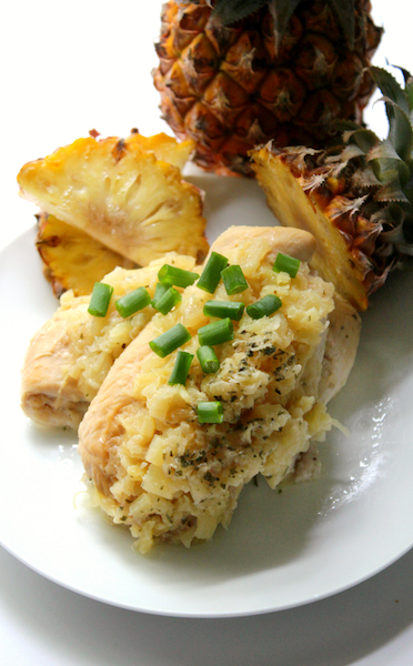 macadamia pineapple chicken