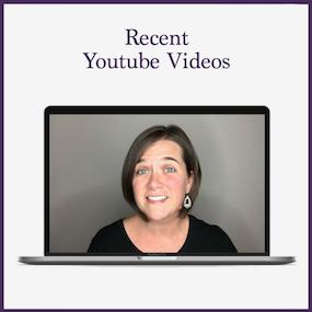 Website - Recent Youtube videos 285x285