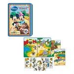 mickey mouse magnetic zoo
