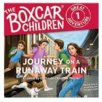 the boxcar children journey on a runaway train audiobook