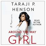 book cover - around the way girl by taraji p henson
