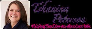 Tshanina Peterson Logo