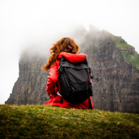 Do you feel like you're carrying around the weight of the world on your shoulders? It's time to free yourself up by figuring out what's in your emotional backpack. I have no doubt that your shoulders will feel lighter once we're done!