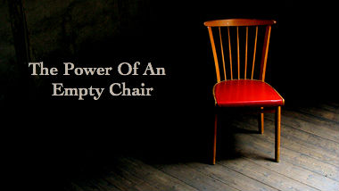 the power of an emtpy chair