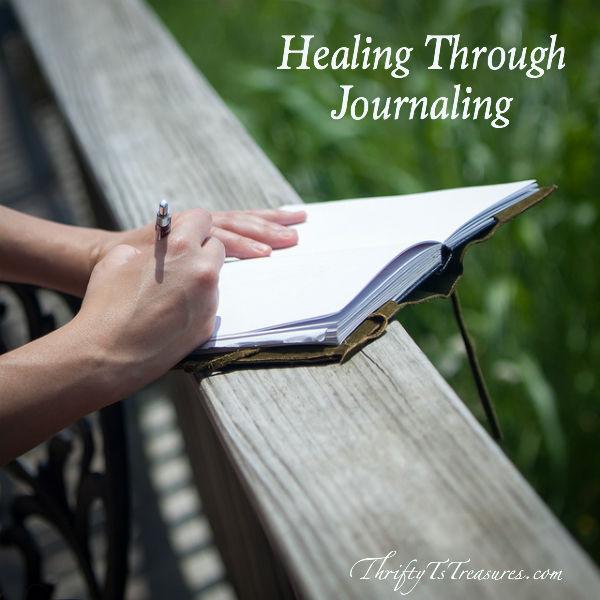 Healing Through Journaling