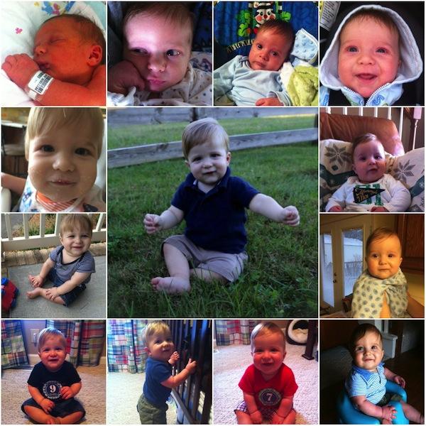 Dalton first year collage