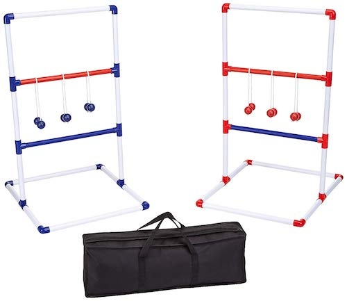 ladder toss outdoor game